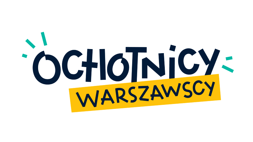 logo ochotnicy warszawscy